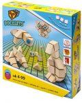 Docklets -  Tépőzáras fa építőkockák (alap szett)