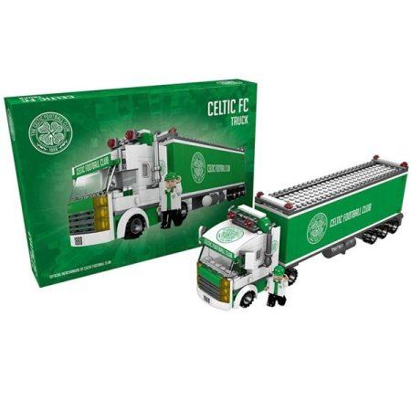 Hivatalos Celtic kamion építőjáték készlet