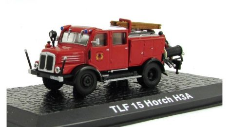 Die Cast - TLF 15 Horch H3A tűzoltó modell