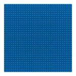 Sluban 25×25 cm-es alaplap építőjátékokhoz - kék