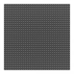 Sluban 25×25 cm-es alaplap építőjátékokhoz - szürke