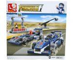 Sluban Formula 1 – F1 Grand Prix építőjáték készlet