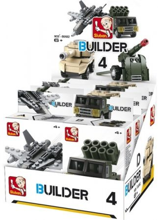 Sluban Builder Army