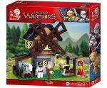 Sluban Legend Warriors - Szélmalom építőjáték készlet