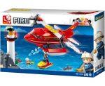 Sluban Fire – Hidroplán tűzoltó építőjáték készlet