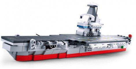 Sluban Builder Army - 10 into 1 csatahajó építőjáték készlet