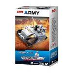Sluban Army - Kis harckocsi építőjáték készlet