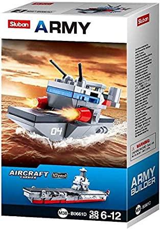 Sluban Army - Kis cstahajó építőjáték készlet