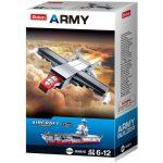 Sluban Army - Kis repülőgép építőjáték készlet