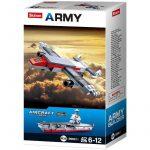 Sluban Army - Kis bombázó repülő építőjáték készlet