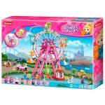 Sluban Girl's Dream - Vidámparki óriáskerék építőjáték készlet