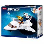 Sluban Space - Űrsikló építőjáték készlet