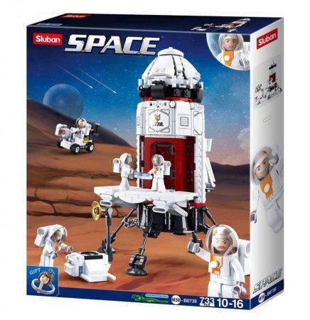 Sluban Space - Bolygókutató állomás építőjáték