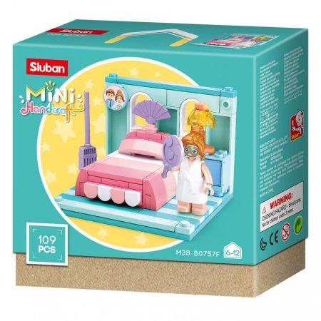 Sluban Mini Handkraft - Hálószoba építőjáték készlet