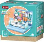 Sluban Mini Handcraft - Fagylaltozó építőjáték készlet