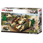 Sluban Army WWII - német páncélvadász építőjáték készlet